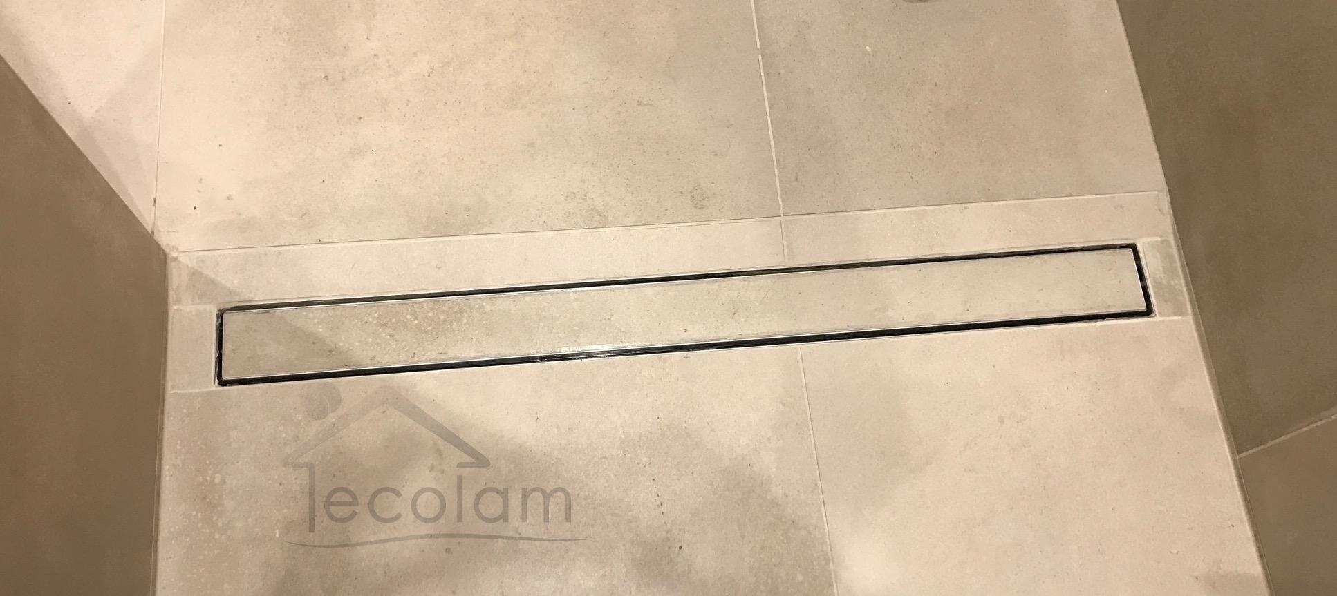 duschrinne edelstahl ablaufrinne bodenablauf rinne dusche befliesbar 90 cm cedor. Black Bedroom Furniture Sets. Home Design Ideas