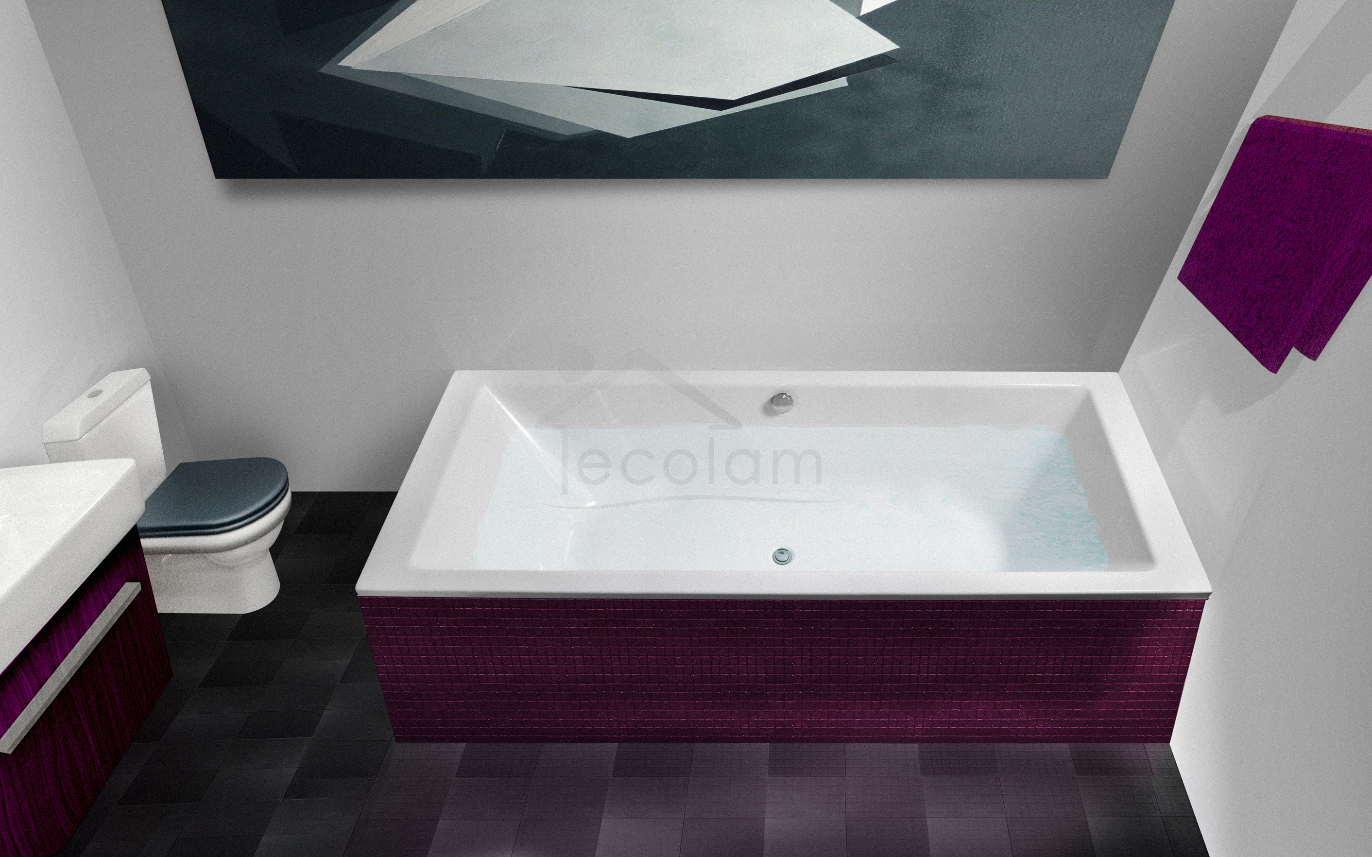 badewanne gro e wanne rechteck 200 x 90 f e acryl ohne. Black Bedroom Furniture Sets. Home Design Ideas