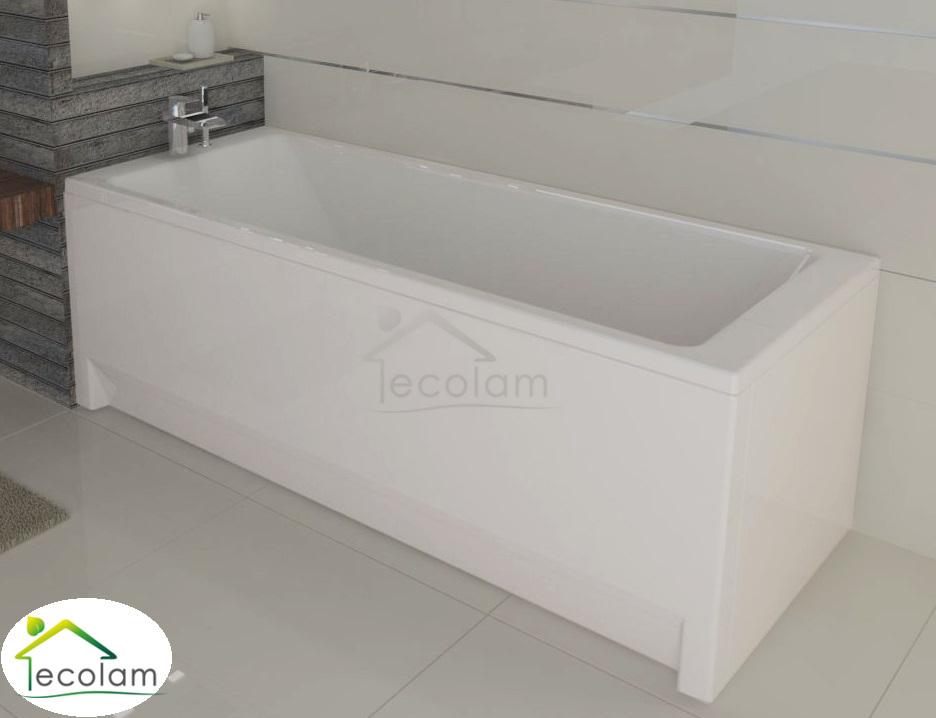 badewanne wanne rechteck 140 x 70 cm f e ab berlauf. Black Bedroom Furniture Sets. Home Design Ideas