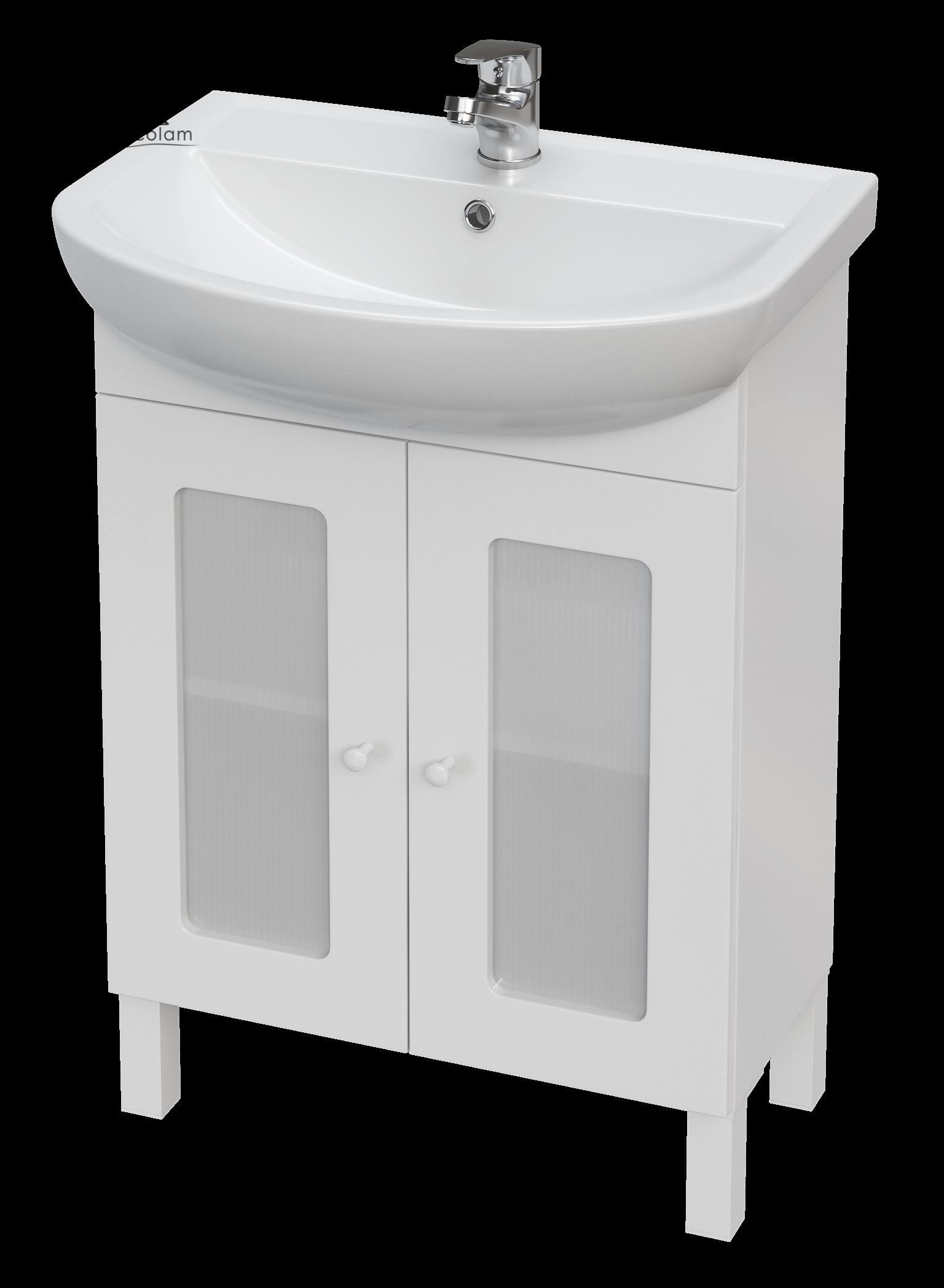 badm bel waschbecken 60 cm waschtisch. Black Bedroom Furniture Sets. Home Design Ideas