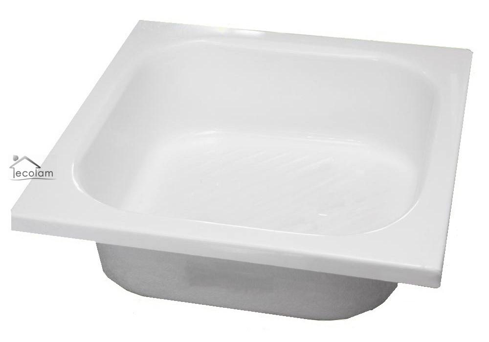 duschwanne duschtasse dusche ohne mit sch rze 70 x 70 x 15 viereck ablauf acryl ebay. Black Bedroom Furniture Sets. Home Design Ideas