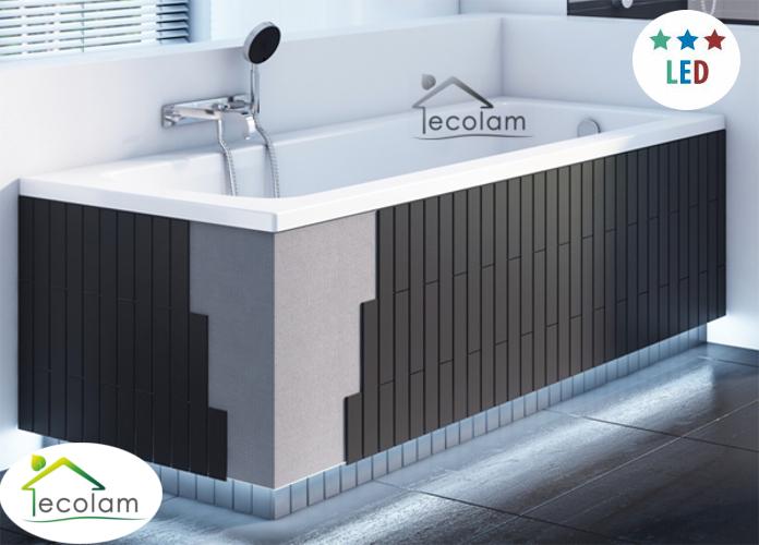 Moderne Badewanne Led Beleuchtung Möbelideen