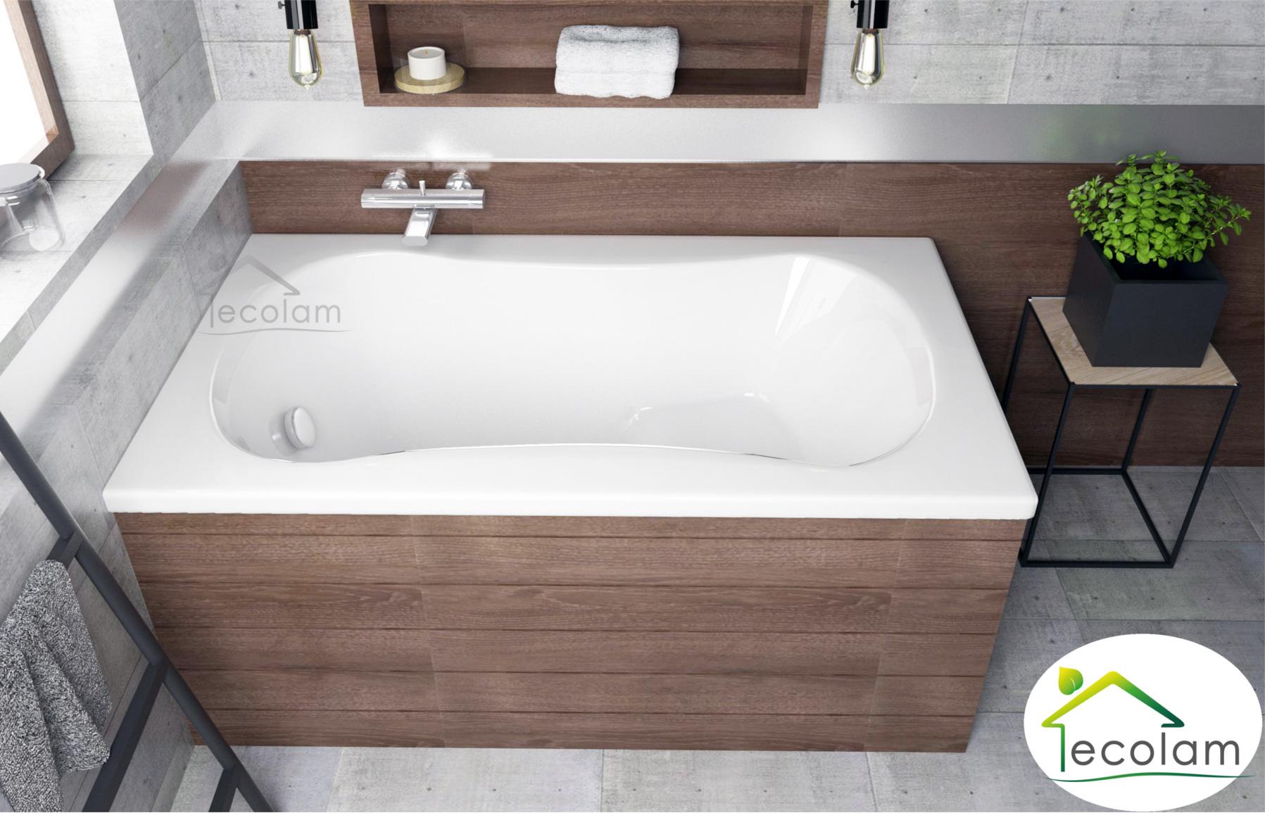 badewanne 120 x 70 wanne rechteck sitzbadewanne mit sitz verkleidung styropor. Black Bedroom Furniture Sets. Home Design Ideas