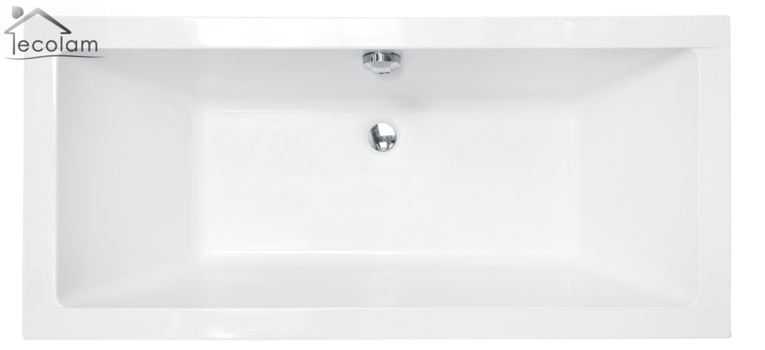 freistehende badewanne wanne f r zwei acryl 170 x 75 180 x 80 cm 2 x kopfst tze ebay. Black Bedroom Furniture Sets. Home Design Ideas