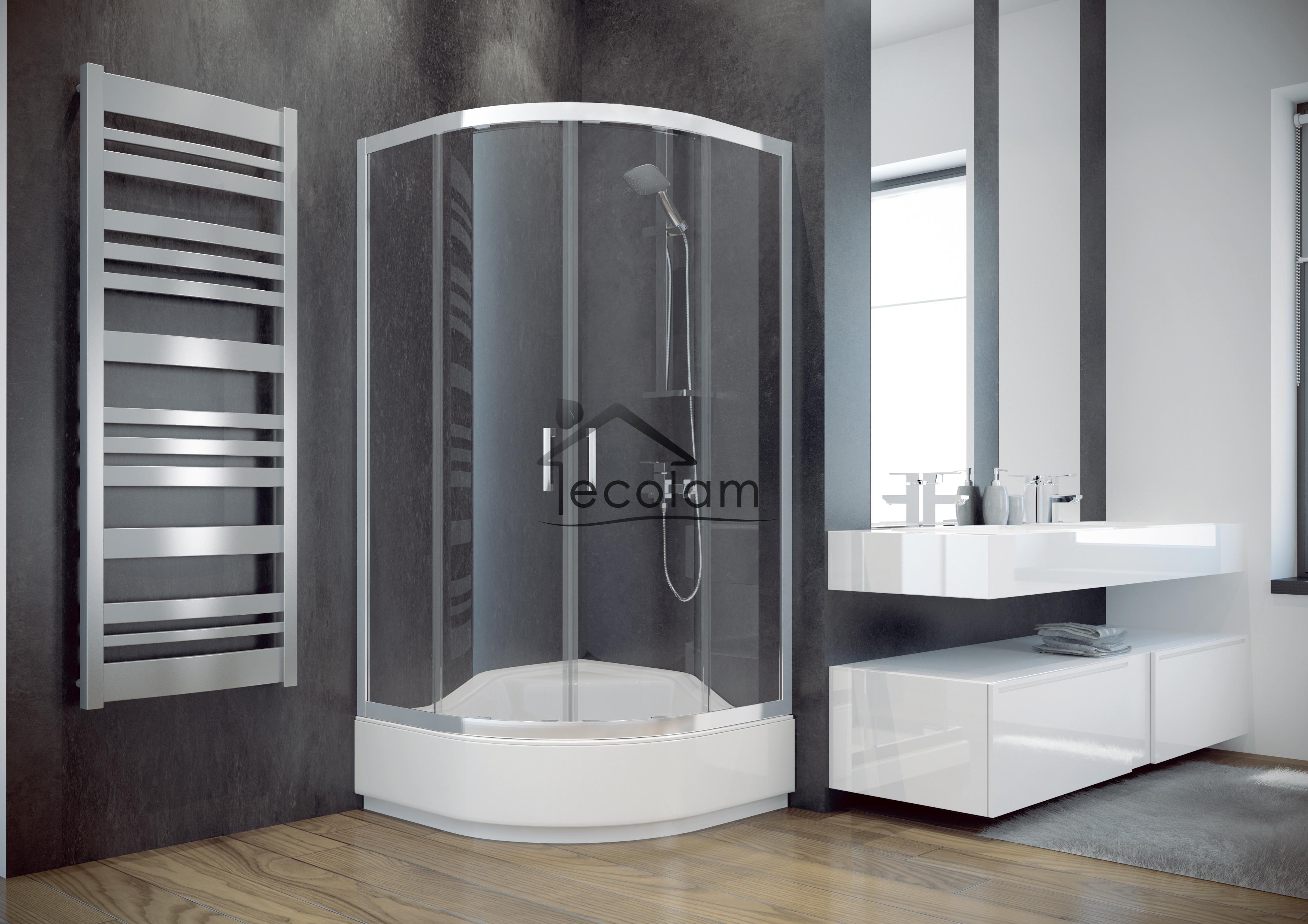 dichtung dusche viertelkreis raum und m beldesign inspiration. Black Bedroom Furniture Sets. Home Design Ideas