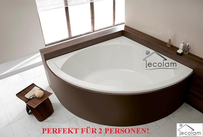 badewanne wanne eckbadewanne 150 x 150 cm wannentr ger ab berlauf sanplast pr ebay. Black Bedroom Furniture Sets. Home Design Ideas