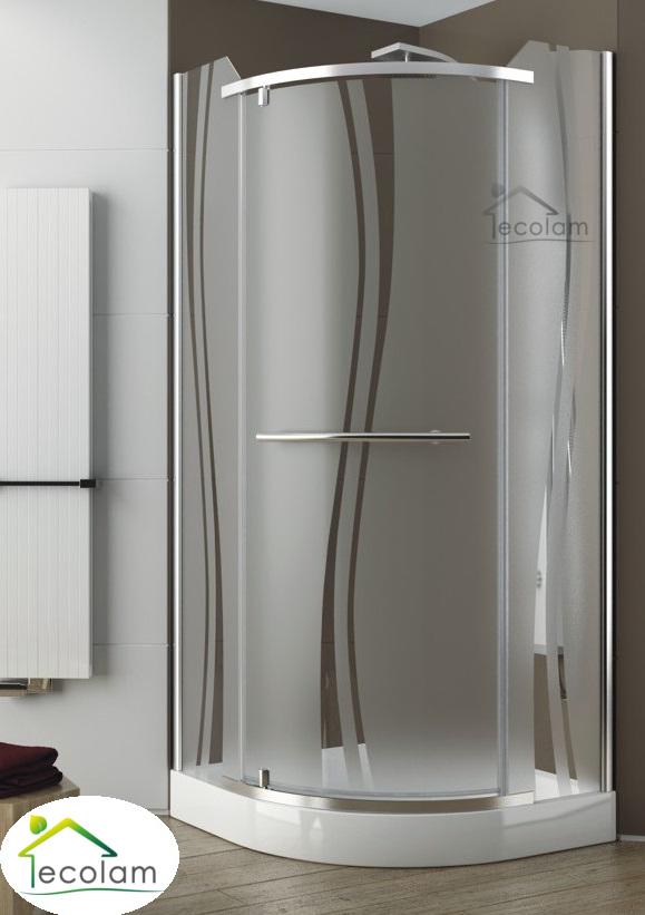 duschkabine dusche viertelkreis glas echtglas 80x80 200 cm r 55 gemustert a ps. Black Bedroom Furniture Sets. Home Design Ideas