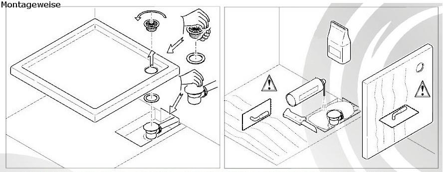 duschwanne duschtasse viertelkreis flach 80x80 90x90 100x100 x 5 5cm r 55 cm cor ebay. Black Bedroom Furniture Sets. Home Design Ideas