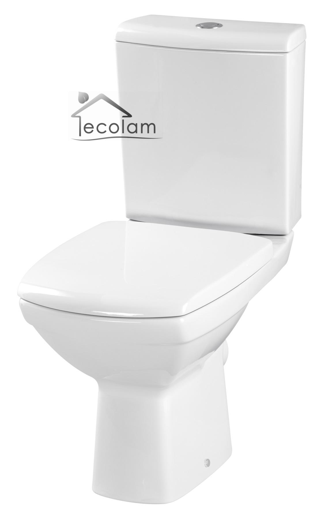 wc toilette stand tiefsp ler sp lkasten clean on sp lrandlos sitz bodenstehend c ebay