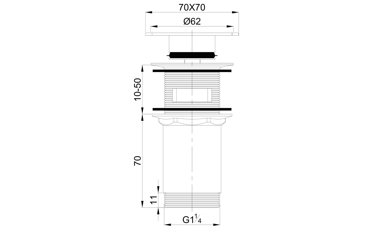 20x30cm Rubber Stamp Photopolymer Handwerk Platte Buchdruck Polymer Harz Stempel