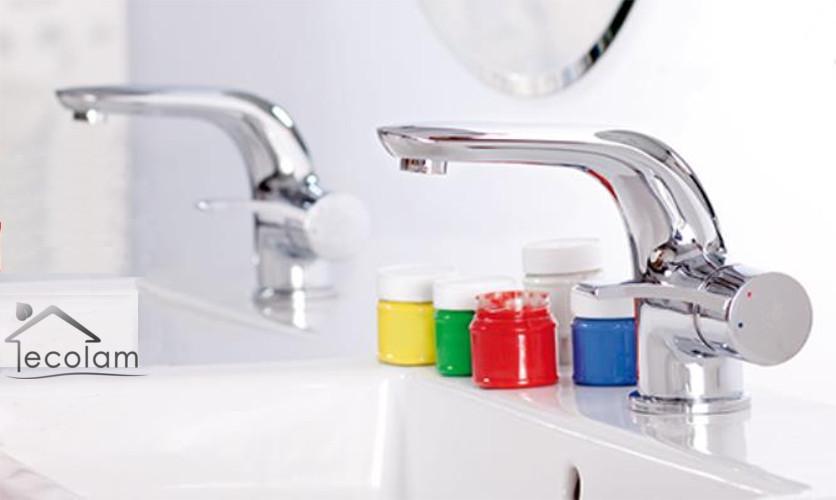 waschtischarmatur einhebelmischer waschbecken messing. Black Bedroom Furniture Sets. Home Design Ideas