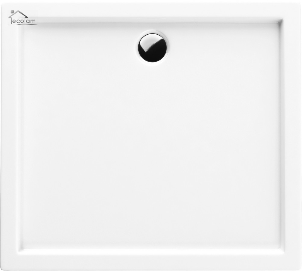 duschwanne duschtasse rechteck 80 x 100 120 90 x 120 x 5 5 cm flach casp ebay. Black Bedroom Furniture Sets. Home Design Ideas