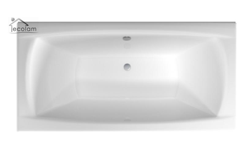 badewanne wanne rechteck eckwanne 150 x 70 cm styroporverkleidung silikon f e 5902574423610. Black Bedroom Furniture Sets. Home Design Ideas