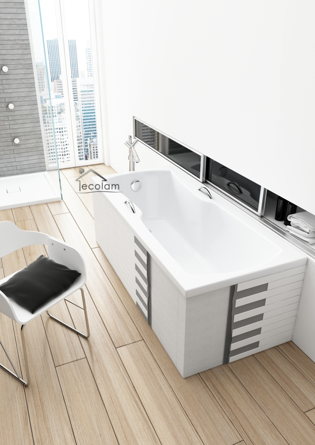 styroportr ger wannentr ger badewanne fliesen 120 200 x 70. Black Bedroom Furniture Sets. Home Design Ideas
